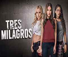 Telenovela Tres milagros
