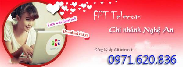 Lắp Đặt Internet FPT Thị Xã Thái Hòa