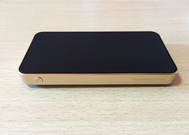 Capdase POSH Ultra Slim Stereo Bluetooth Speaker Review