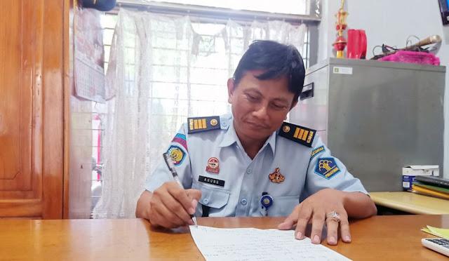 Kepala KPLP Agung Hartono, Amd, SH