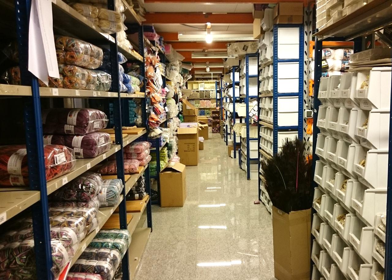 An excursion about Scheepjes Warehouse in Tynaarlo