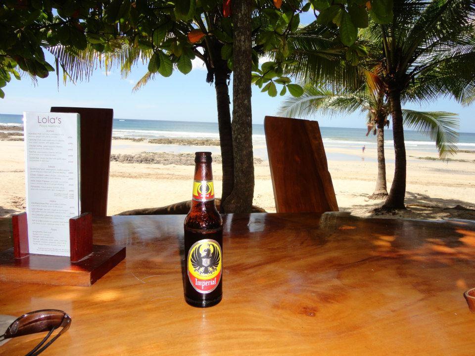 Lola's in Costa Rica