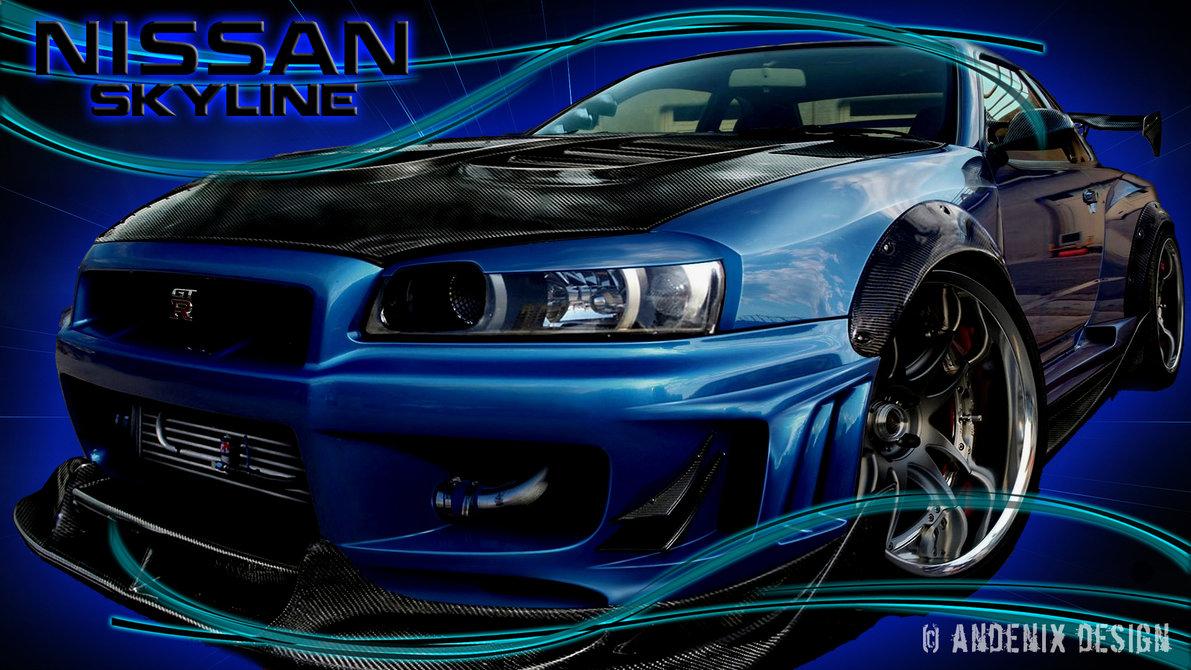 Download foto modifikasi mobil nissan gtr