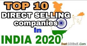 डायरेक्ट सेल्लिंग कंपनी इन इंडिया Top 10 Direct Selling Company In India 2020 Hindi