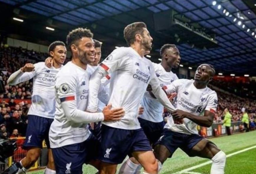 Lallana-Keita-and-Ox-celebrate-Lallana-goal