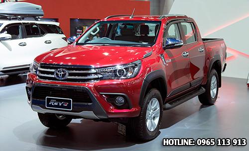 Toyota Hilux Revo Hải Phòng