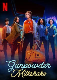 Gunpowder Milkshake [2021] [CUSTOM HD] [DVDR] [NTSC] [Subtitulado]