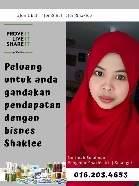 Pengedar Shaklee Gombak