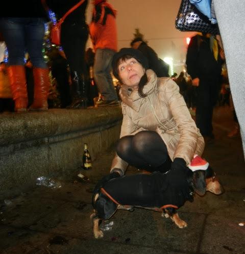 Новый год на Евромайдане