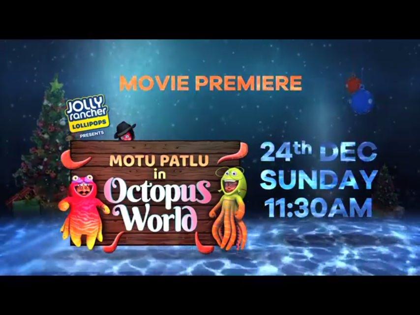nickalive nickelodeon india to premiere new movie motu patlu in