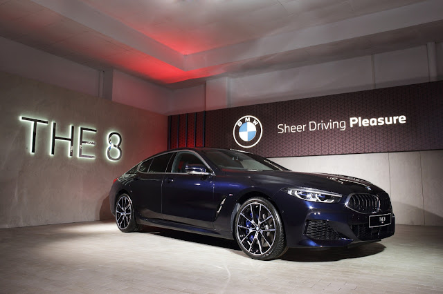 BMW 840i Gran Coupe Indonesia
