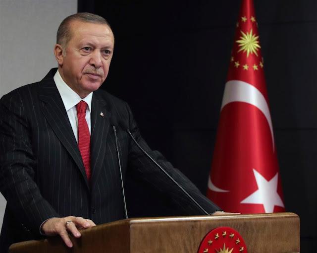 Ερντογάν: «Κακοί και ξένοι» πολεμούν την Τουρκία