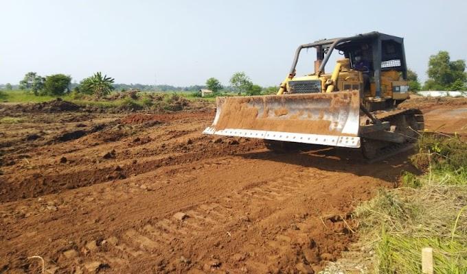 Pembangunan Gedung OPD di Puspemkab Serang Dimulai
