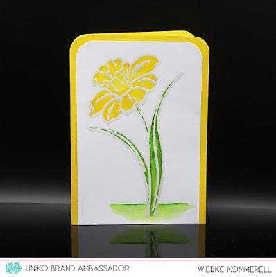 K1-1346 Daffodil Greetings - Wiebke Kommerell-1