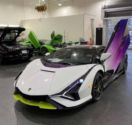 Lamborghini Sian Review