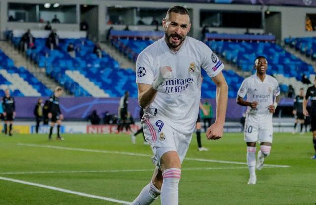 Video Gol UCL Real Madrid vs Monchengladbach
