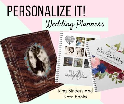 create own wedding planner binder