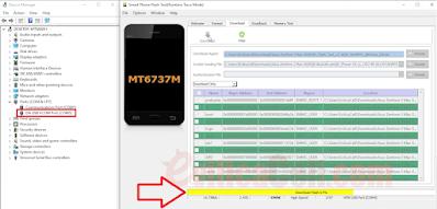 Flash Asus ZenFone 3 Max via FlashTool