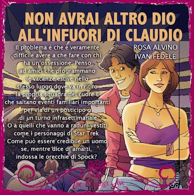 Non avrai altro dio all'infuori di Claudio rosa alvino ivan fedele
