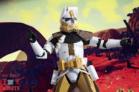 Star Wars Black Series Clone Commander Bly 21
