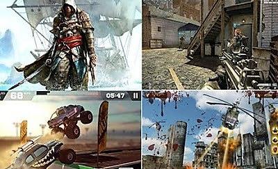 تشغيل الألعاب بدون الحاجة إلى كارت الشاشة أو الفيديو و بكفاءة عالية
