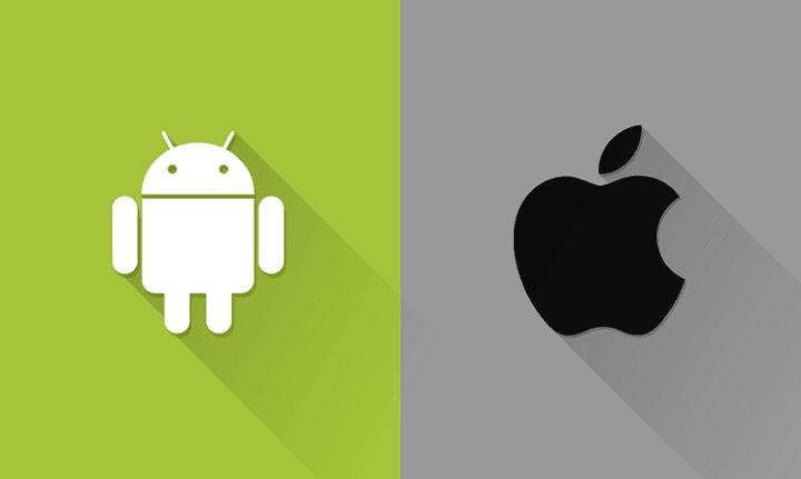 bagus mana antara android dan ios