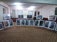 foto expoziţie Bogaţi în ani şi amintiri