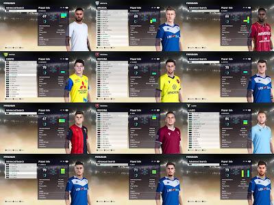 PES 2021 Facepack Serie A TIM & Serie B BKT