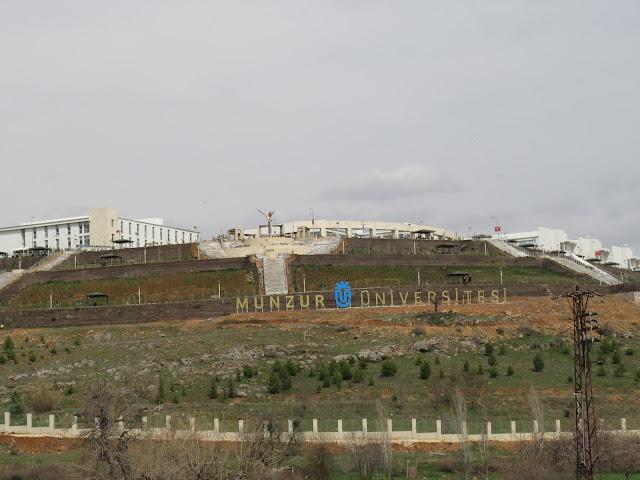 Munzur Üniversitesi, Tunceli