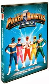 Power Rangers Zeo, Volume 2