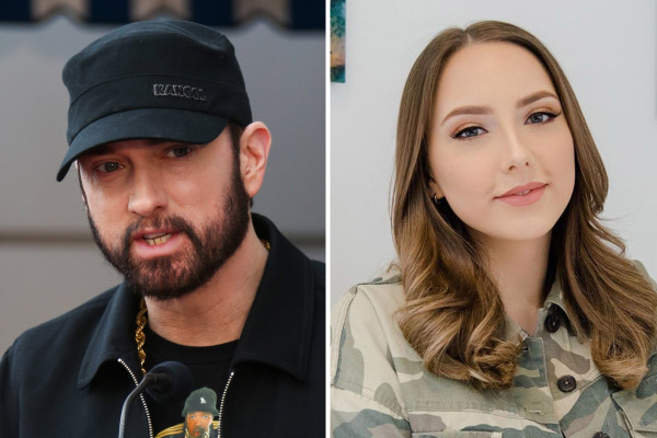 Eminem Reveals Why He's 'Proud' of His Daughter Hailie Mathers