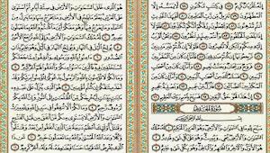 Doa Surat Al-Waqi'ah Latin Indonesia Lengkap Beserta Terjemah