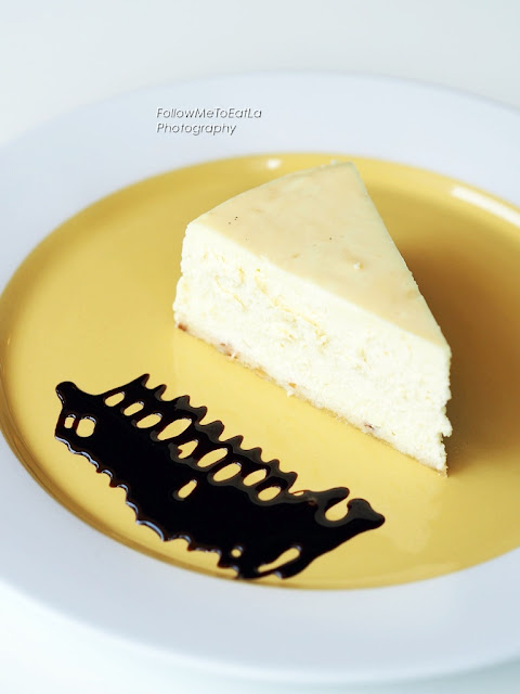 Musang King Durian Cheesecake
