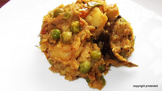 Bandhakopir Tarkari, Cabbage Curry