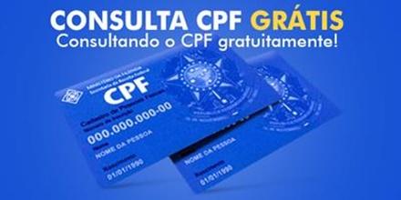 CPF poderá ser atualizado pela internet