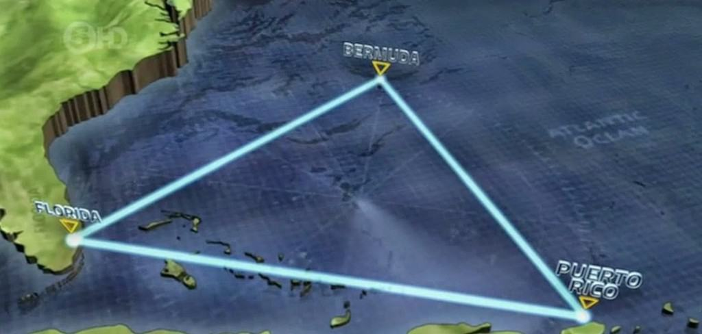 Triangolo delle Bermuda: 15 fatti sconvolgenti e folli che non conoscete.....