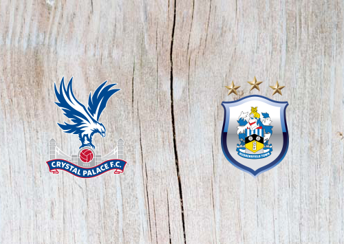 Crystal Palace vs Huddersfield - Highlights 30 March 2019