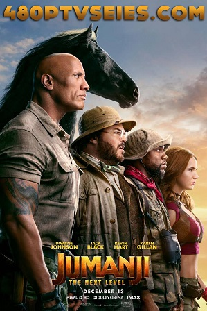 Watch Online Free Jumanji: The Next Level (2019) Full Hindi Dual Audio Movie Download 480p 720p HD