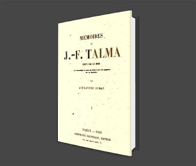 Memorias de Talma - Alejandro Dumas