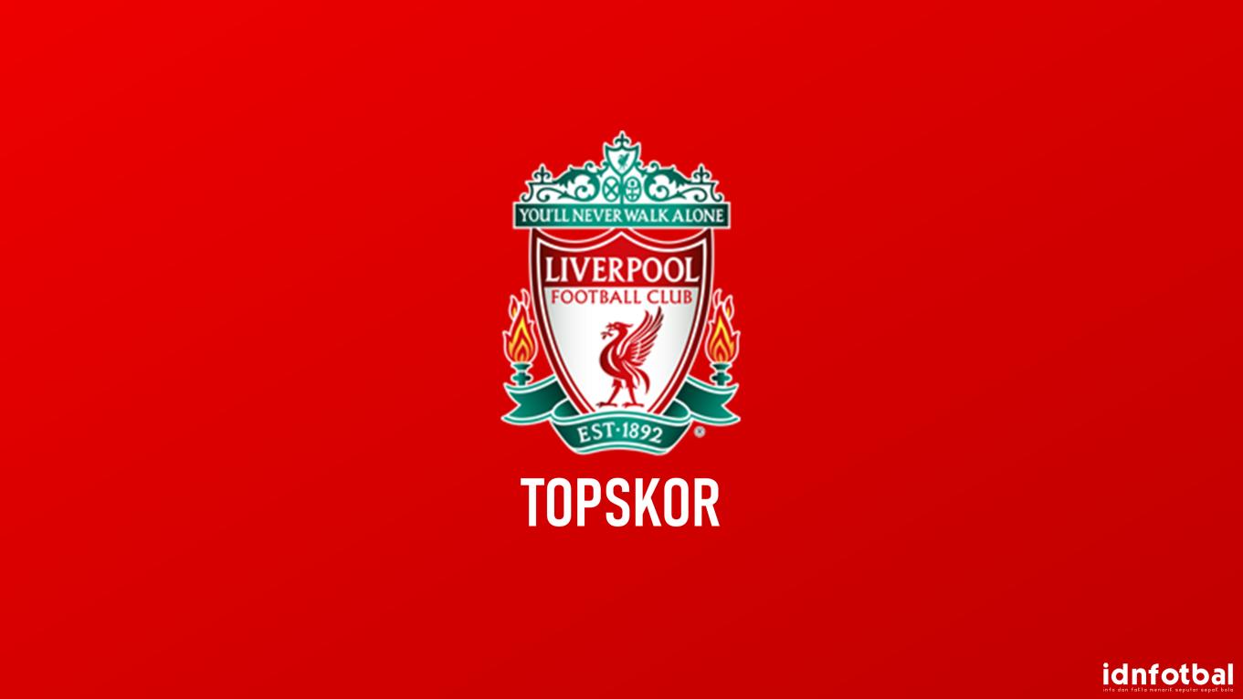 Idnfotbal -10 Daftar Pemain yang berhasil menjadi Top Skor Klub Liverpool Liga Inggris