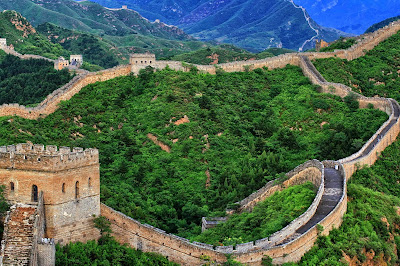 3.กำแพงเมืองจีน ประเทศจีน (The Great Wall of China) - สิ่ง ...