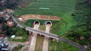 Proyek jalan Tol Cisandawu ditargetkan selesai akhir tahun 2021