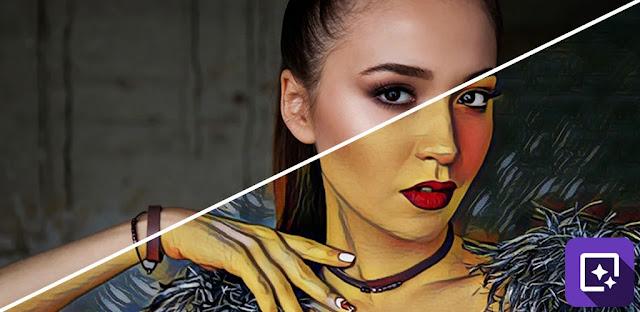 تنزيل Deep Art Effects: Photo Filter - تحويل الصور إلى لوحات وصور فنية للاندرويد والايفون و الوينداوز