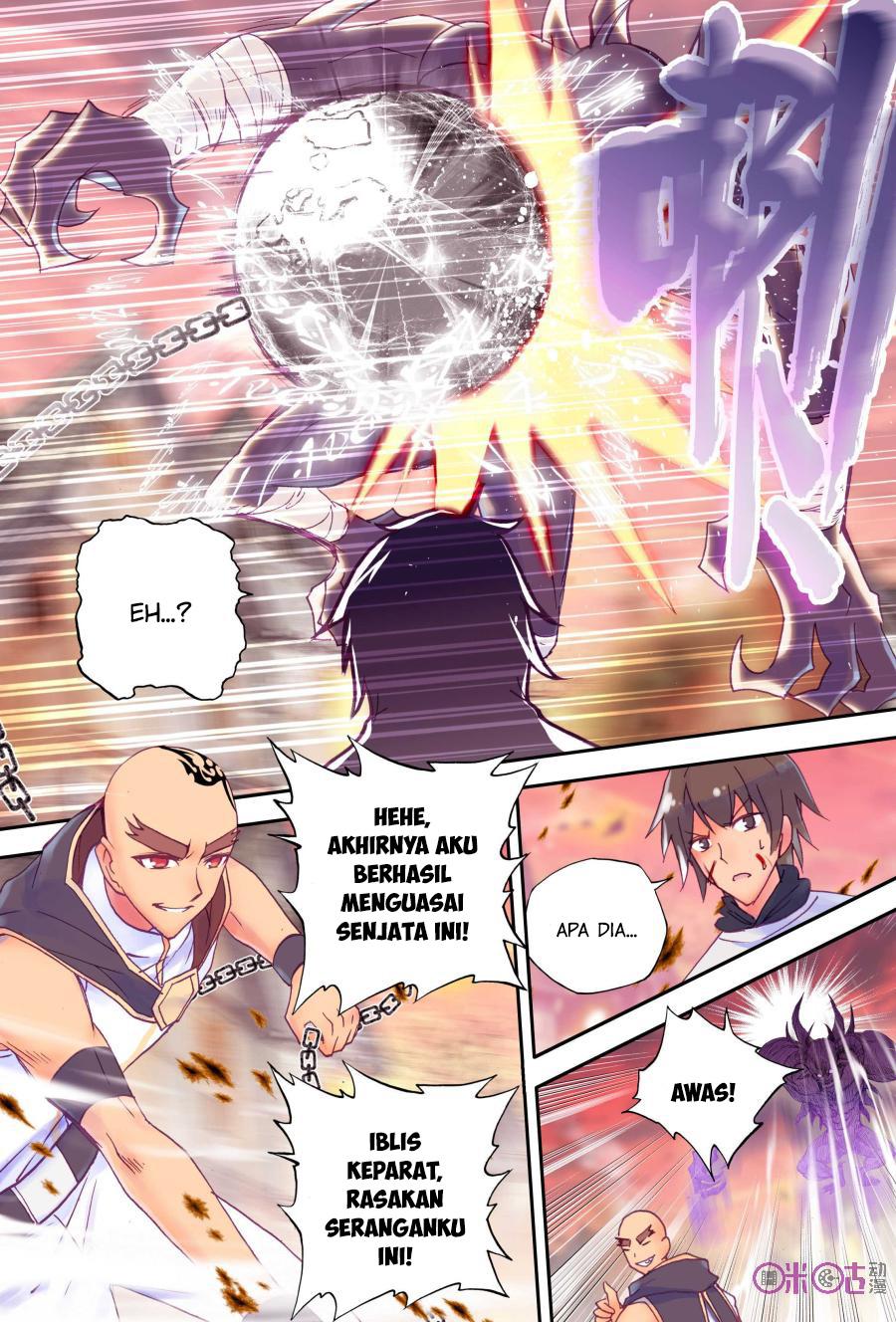 Komik shen yin wang zuo 116 - chapter 116 117 Indonesia shen yin wang zuo 116 - chapter 116 Terbaru 7|Baca Manga Komik Indonesia