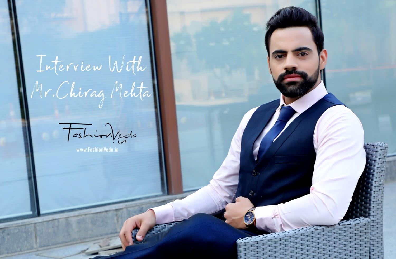 Chirag Mehta - Mr. Delhi 2018
