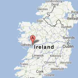 Galway On Map Of Ireland.Plan Your Escape World Travel Adventures Unhook Now For Life