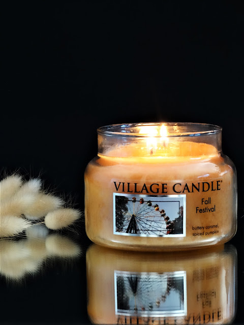 nouveau parfum village candle, new village candle, home fragrance review, avis bougie parfumée village candle, bougie américaine