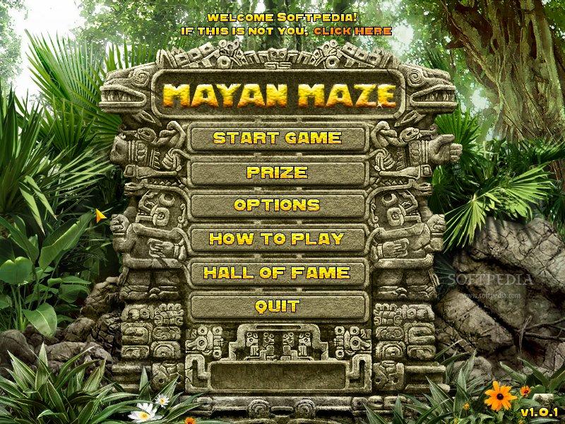 Mayan Maze - Acción y desesperación.