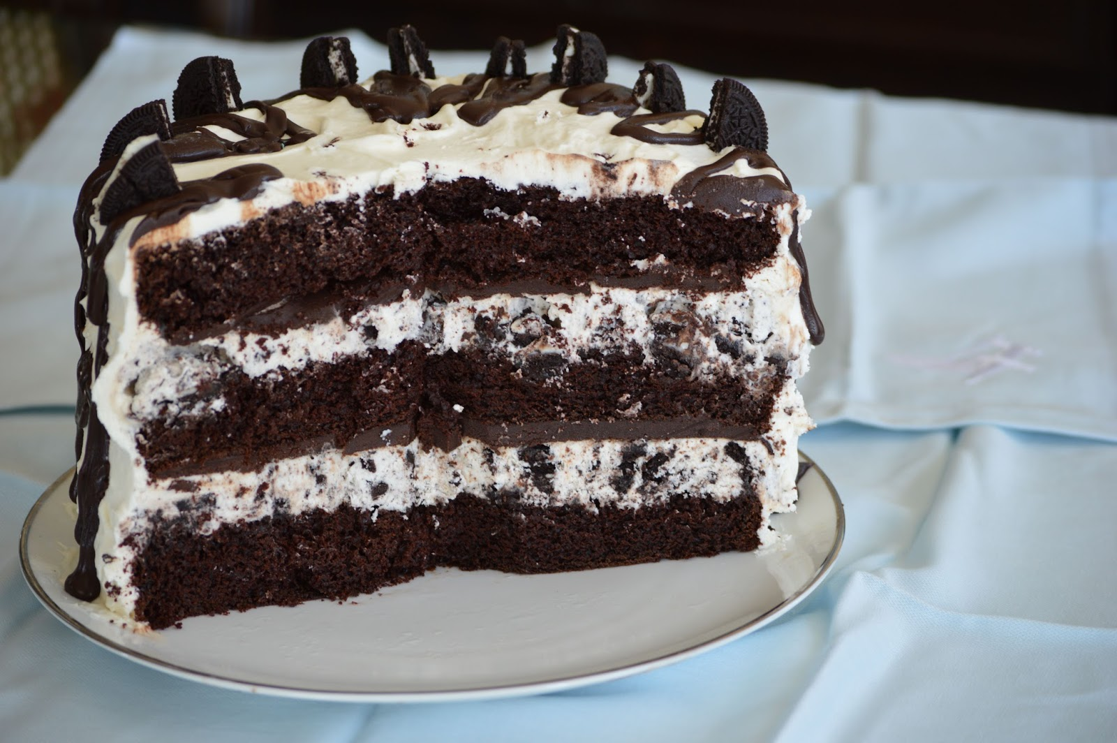 cookies and cream ice cream cake cookies and cake 2015 the best cake 3043