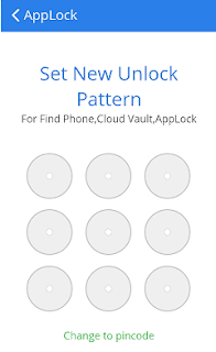 cm security pattern lock for whatsapp chats and messages